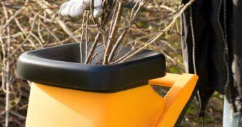 Garten-Häcksler: darauf sollten Sie achten