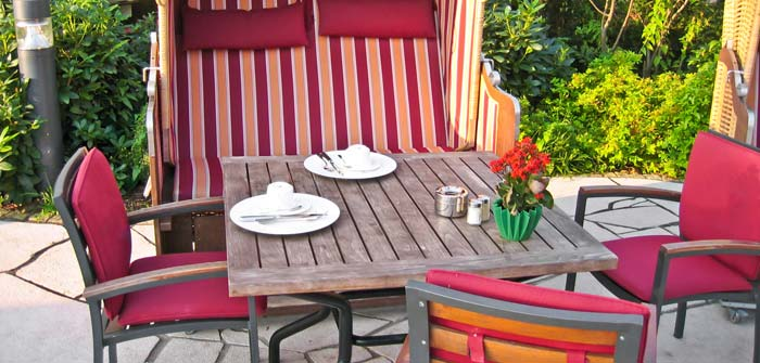 Selberbauen - Dach für Ihre Terasse
