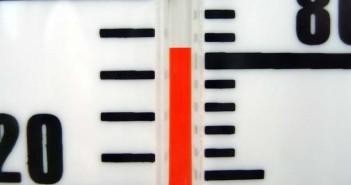 Temperatursensoren im Hausbau