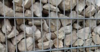 Gabionen: die Gabionenwand selber bauen