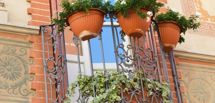 2. Italien lässt mit Ornamenten grüßen