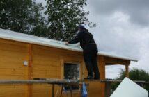 Gartenhaus isolieren: 5 Tipps zur Dämmung