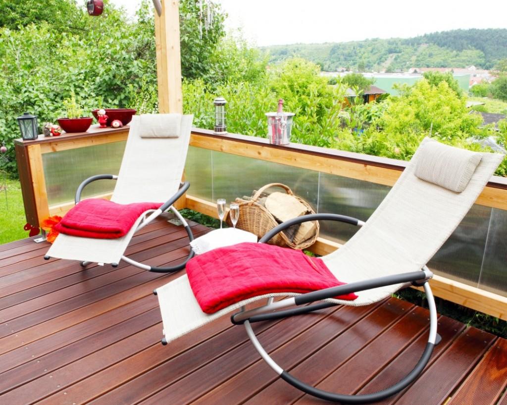 Entspannung ist angesagt, wenn Sie Ihre Terrasse oder Ihren Garten betreten. Releaxliegen halten  immer mehr Einzug in unsere private Wohnwelt. Jetzt gibt es auch freundliche Exemplare wie diese hier. Drauflegen, Augen schließen und Entspannen... (#3)