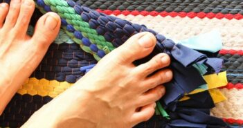 Fußmatten: 7 Ideen für Fußabstreifer