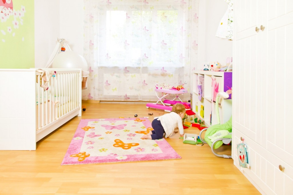 Unbeschwertes Spielen der Kinder: Danke, liebe Bodenheizung! (#1)