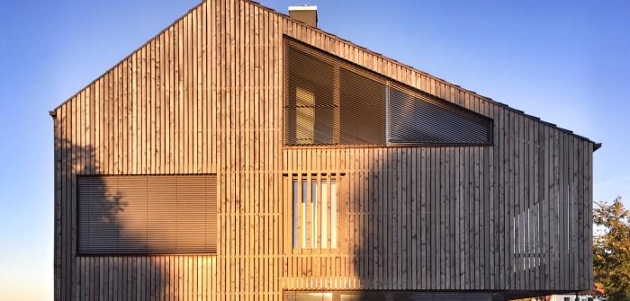 Ein passivhaus als fertighaus so einfach kann bauen sein for Billig bauen fertighaus
