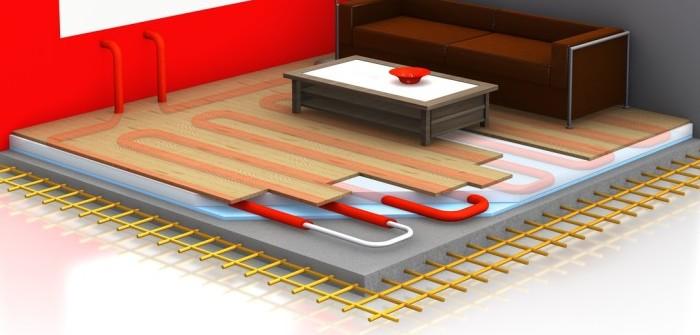Häufig Fußbodenheizung nachrüsten: Kosten, richtig verlegen & mehr JQ93