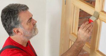 Türen selbst lackieren: Anleitung und Tipps