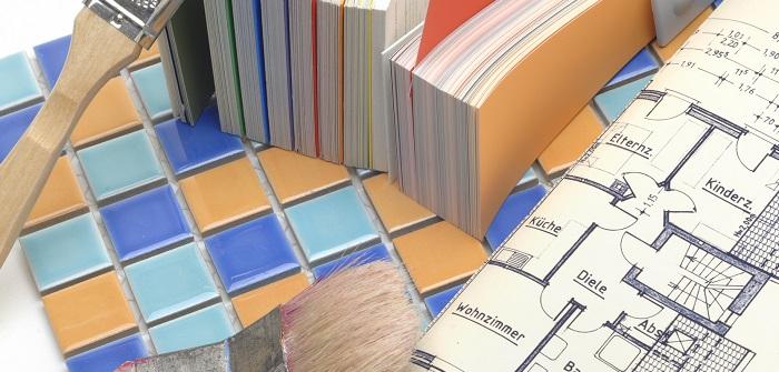 Badsanierung: Welche Farbe soll es denn werden? Farbtafeln und Farbfächer zur Ideenfindung.