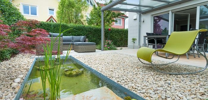 Gartengestaltung: 12 Tipps rund um die Gestaltung Ihres Gartens