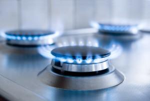 Gas sparen: Es kann sich also lohnen darüber nachzudenken, in einen hochwertigen Gasherd zu investieren. (#01)