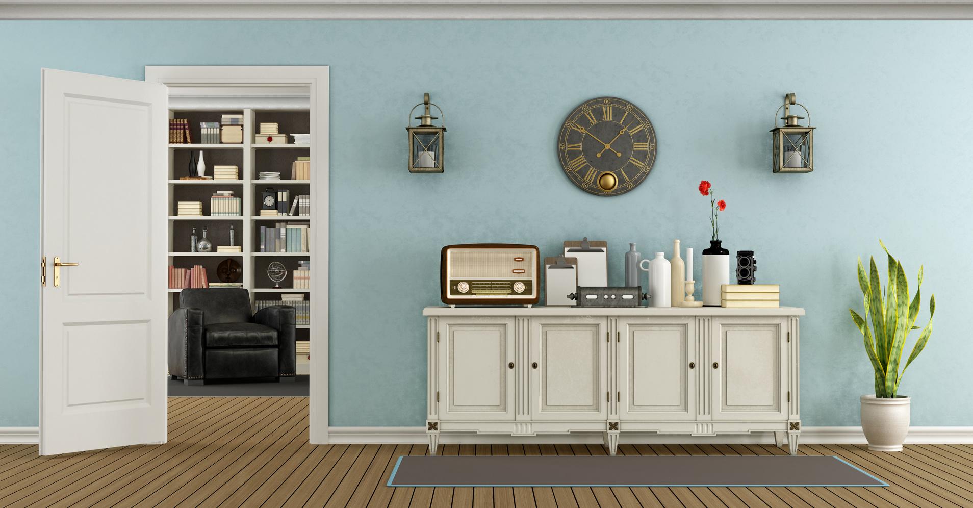 Schöner Wohnen mit Farbe: 5 Tipps für den richtigen Farbmix