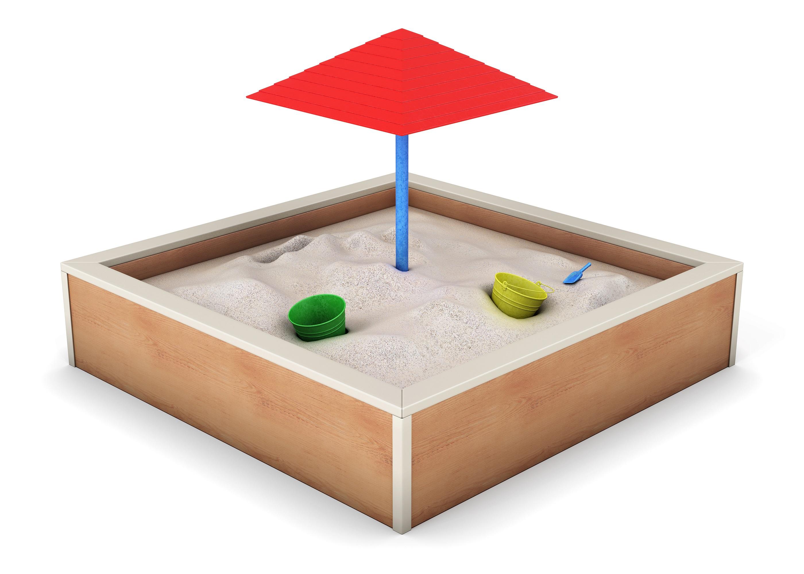Sehr Sandkasten selber bauen: Tipps & Tricks und 13 Ideen UB99