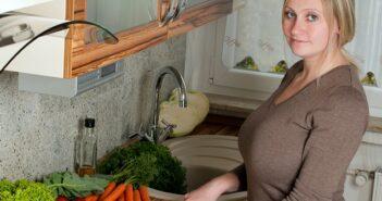 Granitspüle: Reinigung & Pflege