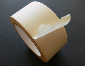 Mit Malerkrepp lässt sich die Tragfestigkeit des Putz leicht testen (#1)