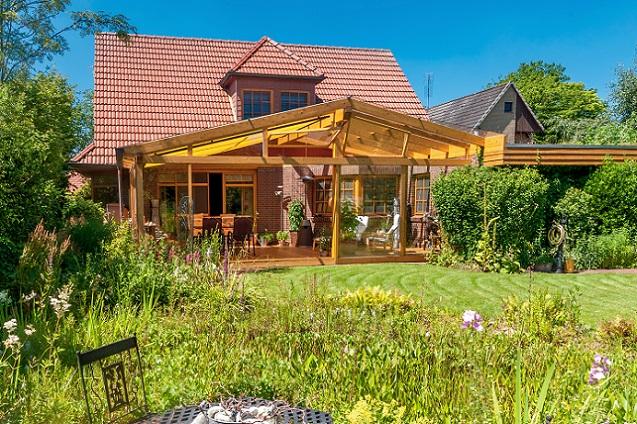 Der Mönchspfeffer liebt es vollsonnig und hat gerne einen warmen Standort – eine Wintergarten beispielsweise ist die optimale Umgebung für den Agnus castus. (#03)