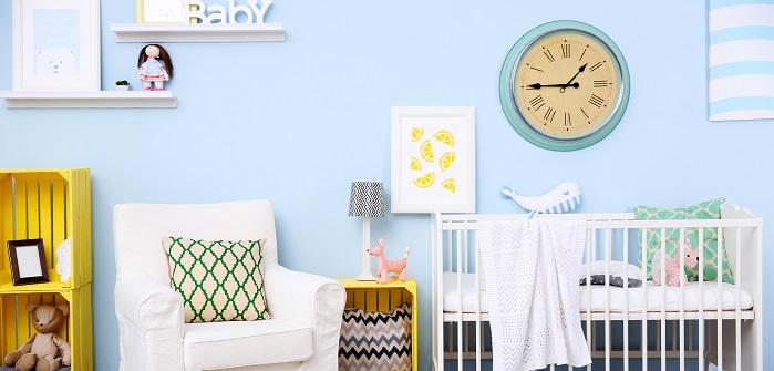 So wird aus einem Zimmer ein Wohlfühlparadies fürs Baby