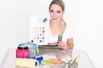 Decke streichen: mit Alpina Weiss oder anderen Farben? Was deckt besser?