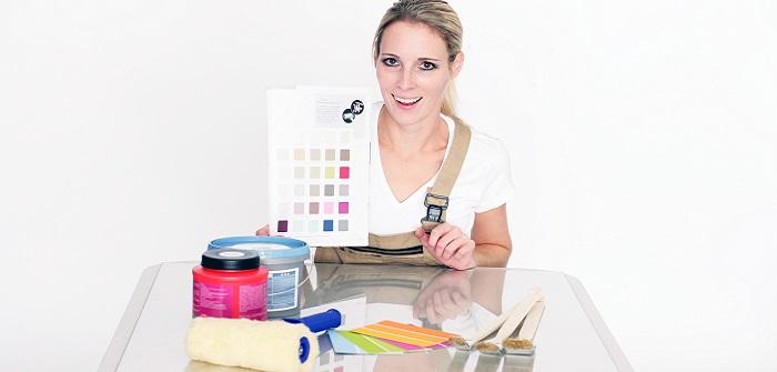 decke streichen mit alpina weiss oder anderen farben was deckt besser. Black Bedroom Furniture Sets. Home Design Ideas