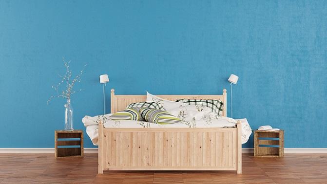 Ein Bett zu bauen muss kein Einzelprojekt sein – es kann auch ein Familienprojekt werden. (#02)