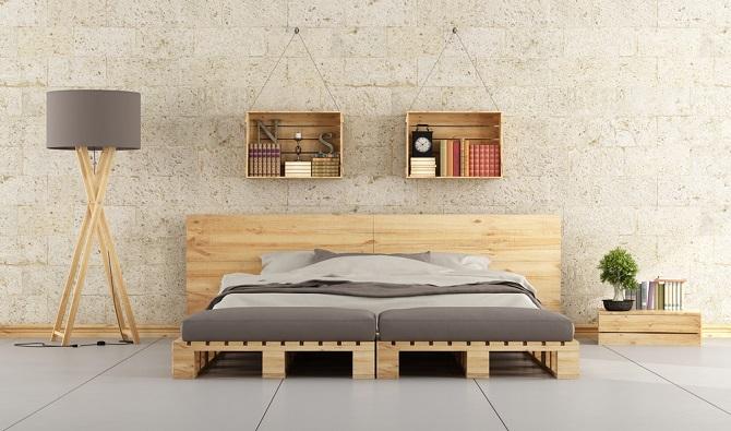 Bisher haben wir DIY-Möbel vorgestellt und Tipps gegeben, die sich auch und gerade vom ungeübten Anfänger sehr gut umsetzen lassen. Ein wenig mehr Geschick und Erfahrung braucht es, wenn man sich ein eigenes Bett bauen will. (#03)