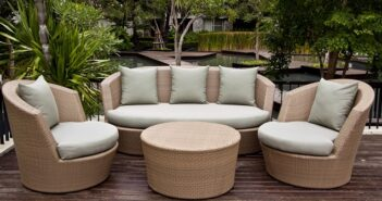 Gartenmöbel fit machen für die neue Saison