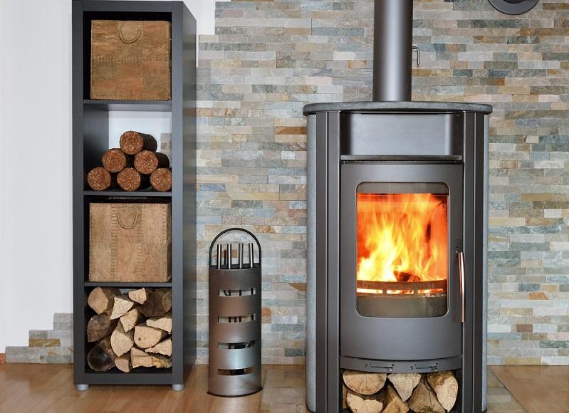 Ofen selber bauen: Montage eines Kamins