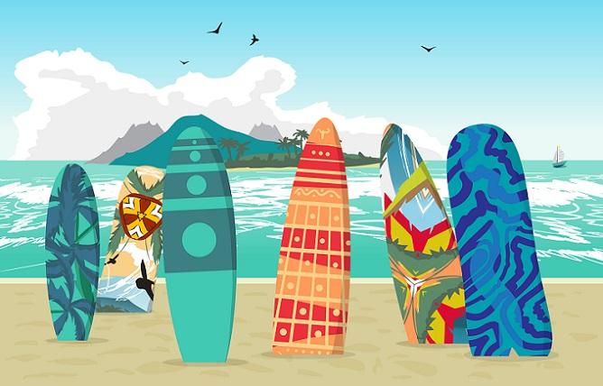 Wer gerne surft oder das Surfen neu für sich entdecken möchte, der steht früher oder später vor der Frage: Eigenes Board kaufen, selber machen oder das Equipment ausleihen? (#02)