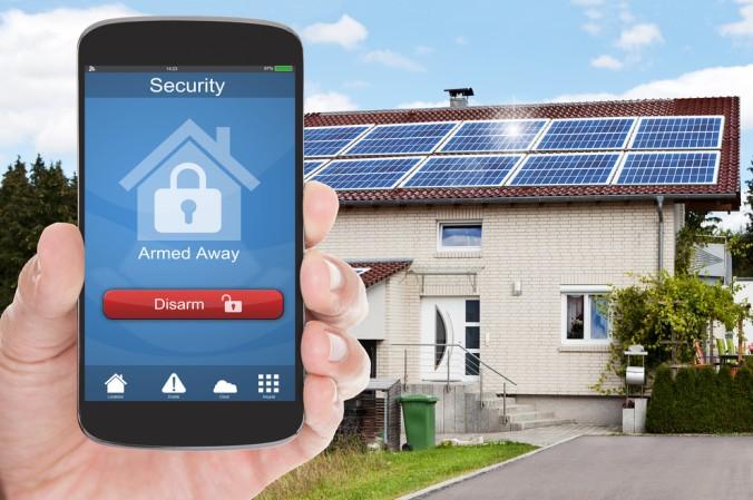 Mittlerweile gibt es modernste Sicherheitssysteme als APP (#4)