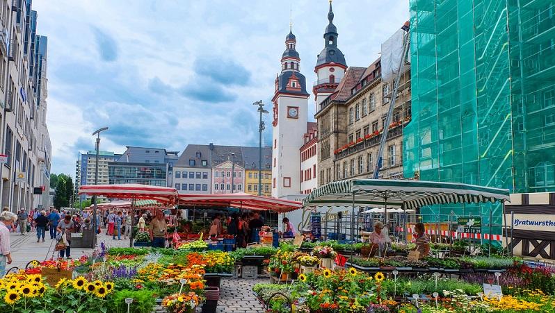 Sachsen besitzt vier der sogenannten Schwarmstädte. Leipzig, Chemnitz, Dresden und Freiberg sind die Großstädte des Bundeslandes, die immer mehr Menschen anziehen. (#02)