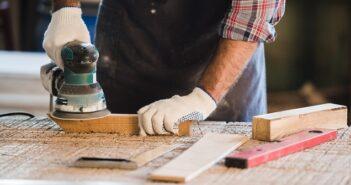 Schleifen & Polieren: Holz richtig behandeln