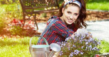 Für große Gärten: Die zehn wichtigsten Gartengeräte