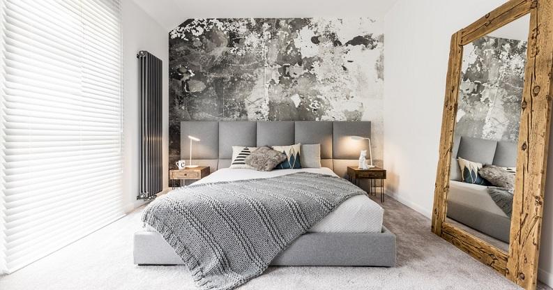 Umfragen haben ergeben, dass der durchschnittliche Deutsche rund 22 Jahre in seinem Bett schläft, ehe dieses ersetzt wird. (#01)