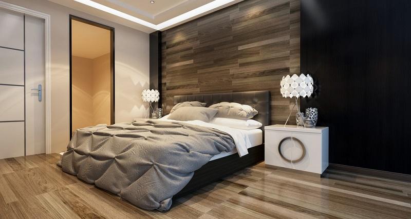 Wichtig: Wer gut schlafen möchte, braucht Platz, daher sollte das Bett immer ausreichend groß sein. (#02)