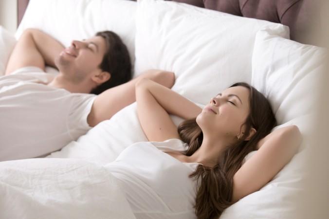 Haben Sie die Boxspringbetten nach Ihren individuellen Bedürfnissen ausgewählt, steht einem erholsamen Schlaf nichts mehr im Wege. (#7)
