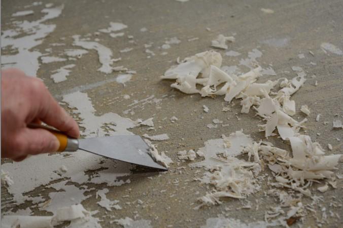 Das lästige und stundenlange Entfernen von Kleberückständen hat ein Ende! Wir zeigen Ihnen wie man Teppichboden verlegt ohne zu kleben! (#1)
