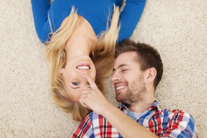 Haben Sie den Teppichboden verlegt, ohne zu kleben, steht dem Wohlfühlen nichts mehr im Wege. (#7)