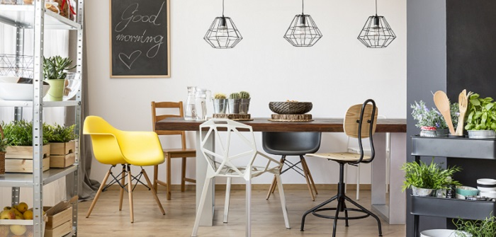 Turbo Industrial Design: Stylishe Einrichtungstipps für die Wohnung EX03