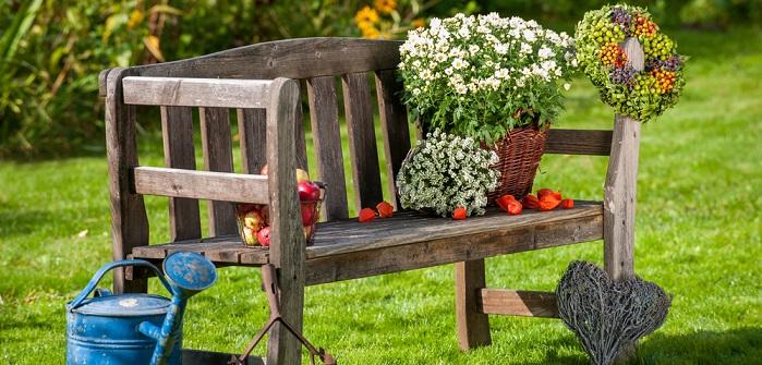 Gartendeko Selbstgemacht Ideen Fur Individuelle Gartengestaltung