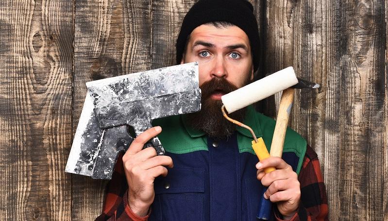 Holz lasieren: Die wichtigsten Materialien, die man fürs Lasieren und Lackieren, benötigt. (#03)