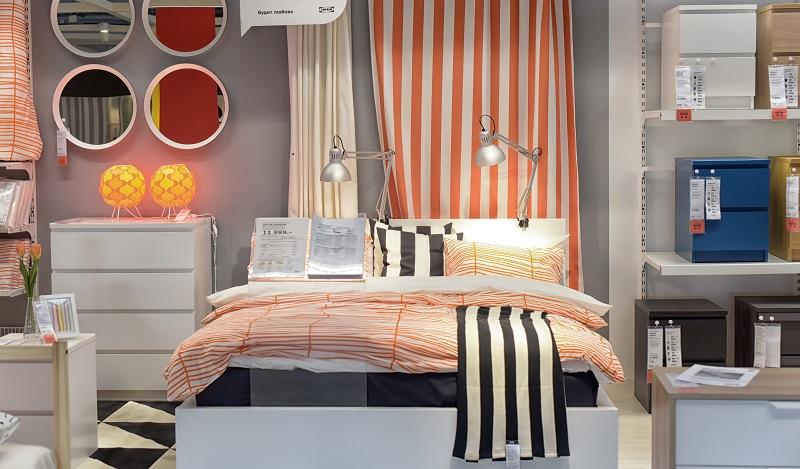 Ikea Hacks für das Bett: Wie auch die Kallax-Regale sind die Nordli-Kommoden von Ikea in allen möglichen Variationen und Größen erhältlich. (#01)