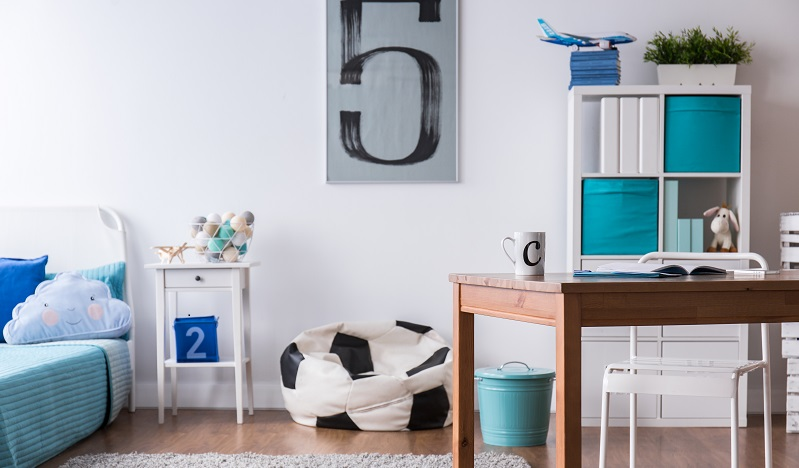 Ikea Hacks im Kinderzimmer: Auch die Jungs sollen natürlich nicht zu kurz kommen. (#01)