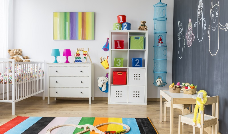 Die Ikea Hacks für Kinder zeichnen sich vor allem dadurch aus, dass sie meist ohne großen Aufwand umgesetzt werden können. (#02)