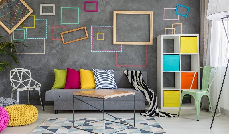 Ikea Hacks für Regale: Ein kompletter Flur oder schmale Räume lassen sich mit Billys raumhoch bestücken. (#02)