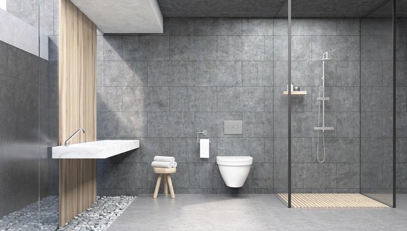Für Menschen, die es gerne komfortabler haben, kann ein Duschsystem statt dem herkömmlichen Duschkopf Sinn machen. (#01)