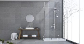 Selbst eine Dusche einbauen: Das ist zu beachten