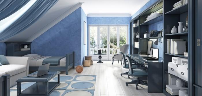 10 Einrichtungsideen für Wohnungen mit 10 Einrichtungsideen für Wohnungen mit Dachschräge