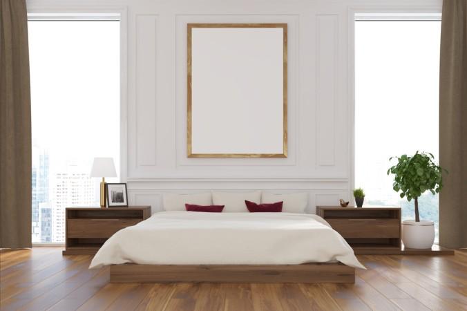 Das perfekte Bett hat eine, an die Bedürfnisse der darin schlafenden Menschen, angepasste Liegefläche. Dies gilt auch für die benötige Mindest-Beite. Je nach individuellem Platzbedürfnis, sollte das Bett ausgewählt werden. (#3)