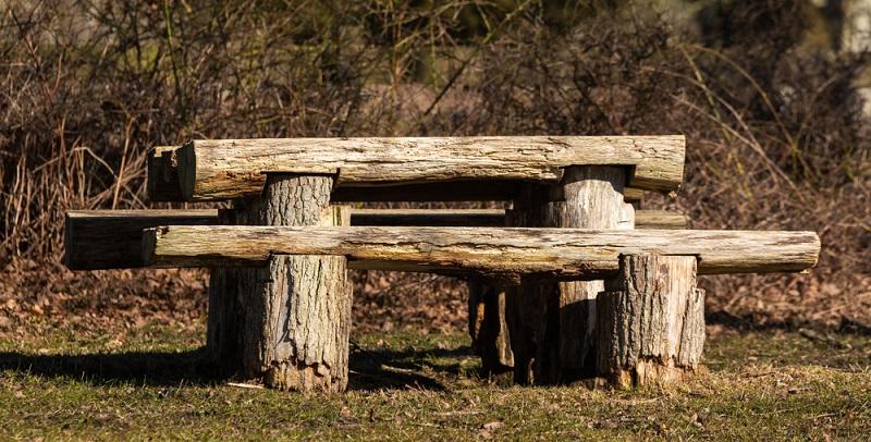 Materialien, die man in der Natur findet, sind in der Regel umsonst. (#05)