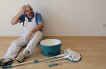 Heimwerkerprojekte kontra Entspannung